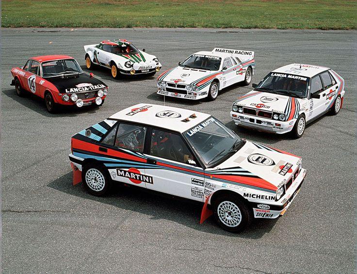 la familia Lancia