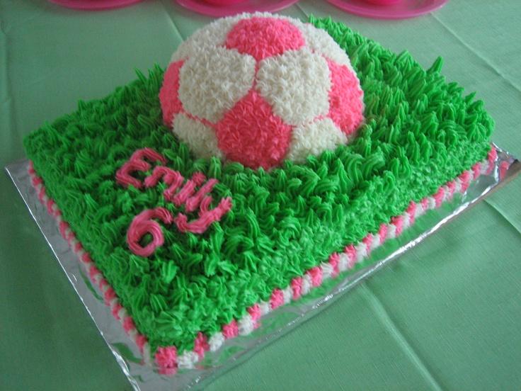 For the soccer girl