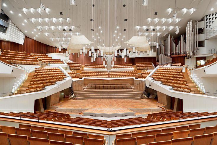 Berliner Philharmoniker, Berlin | Arkitekturfotograf Mattias Hamrén / Architectural photographer