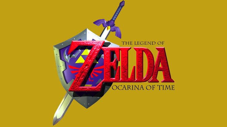 Lost Woods - The Legend of Zelda: Ocarina of Time