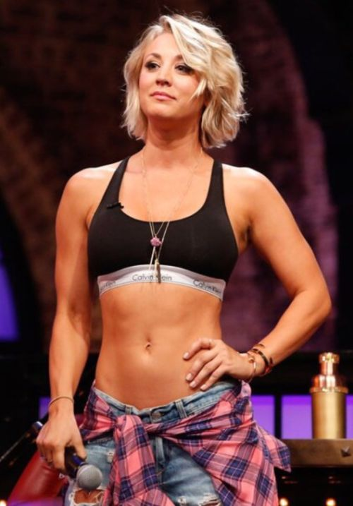 Kaley Cuoco httpfff://celebdish.tumblr.com Join us on the… – Latest Entertainment News, Movies News, Celebrity News