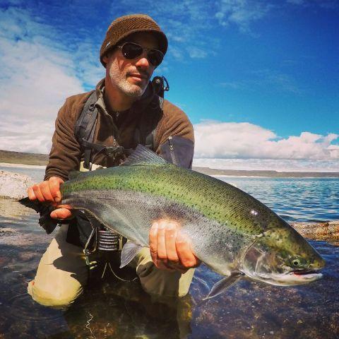 Pin by medscape media on fly fishing pinterest santa for Santa cruz fishing report