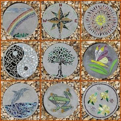 566 best quilts 7 tiles to inspire images on pinterest for How to draw mosaic patterns