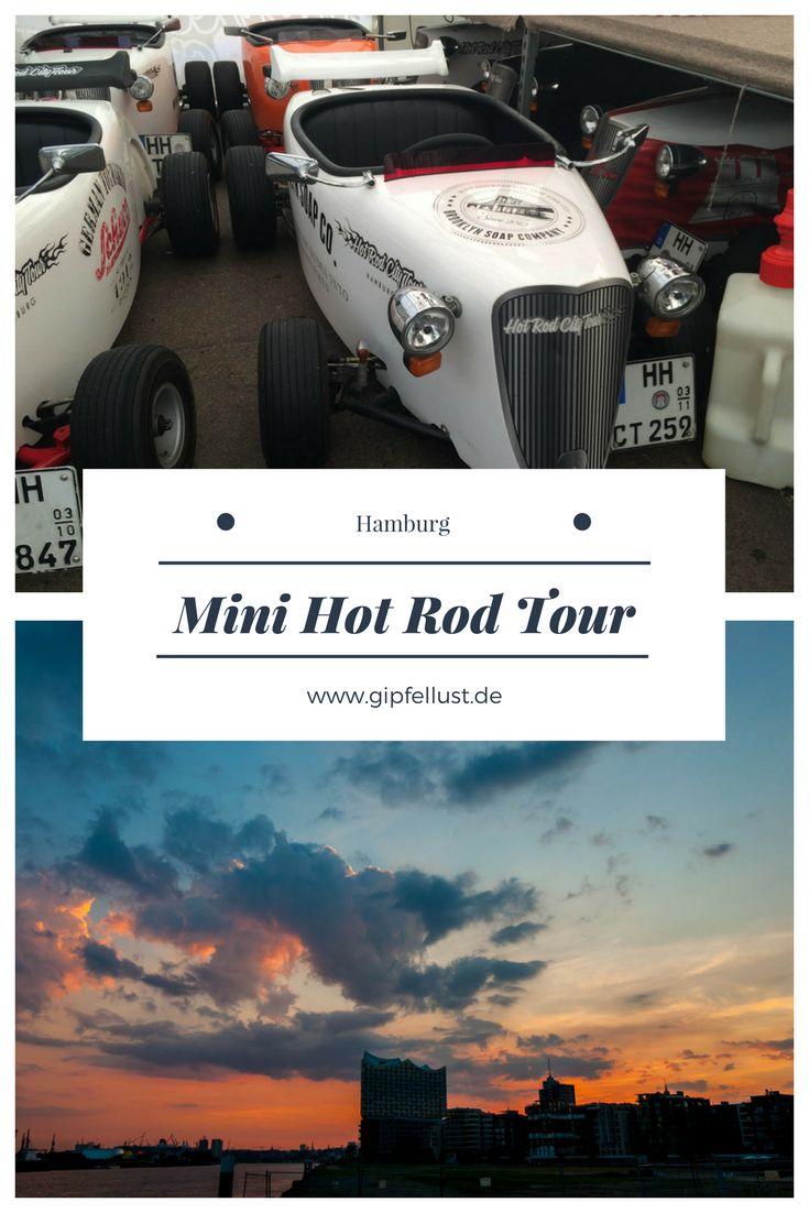 Mit dem Hot Rod durch Hamburg? Fahrt diesen Mini Hot Rod selbst und erlebt die Hansestadt aus einer flachen Perspektive. Mehr über die alternative Stadtrundfahrt durch Hamburg und mehr in unserem Blog.