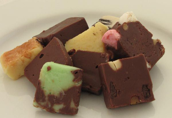 Fudge Competition: Prize #Chocolate Article and photo for Think #Tasmania Prize courtesy of Fudgey from Eaglehawk Neck