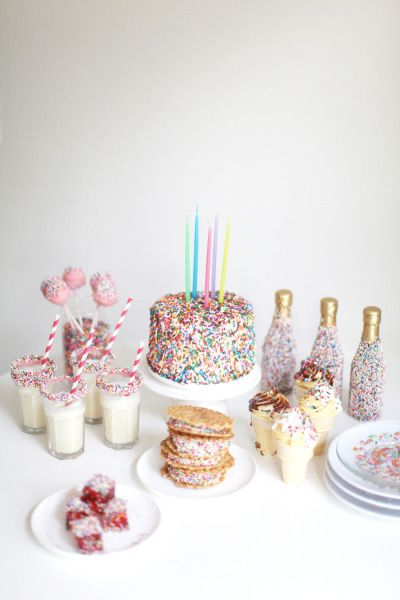 Love. Every. Little. Thing. | you can never have enough sprinkles!