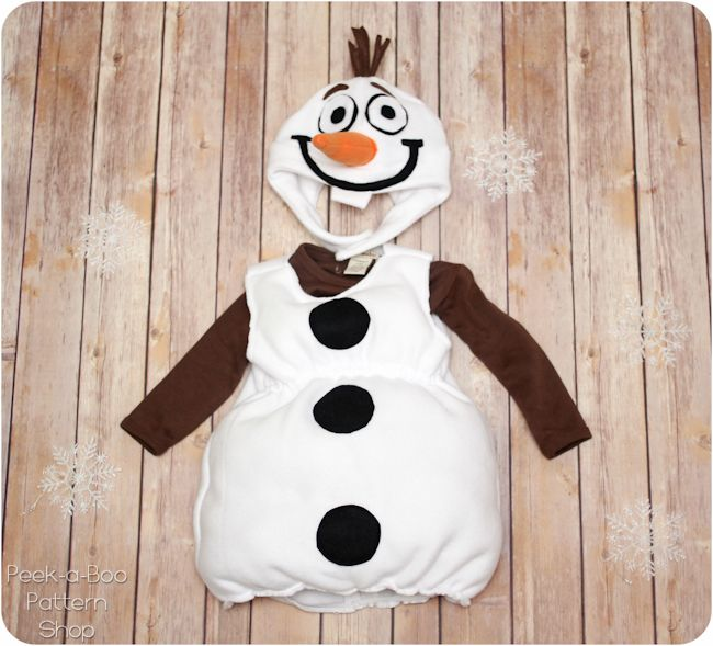 olaf costume tutorial We are about to join the swarm of Frozen characters out and about on October 31