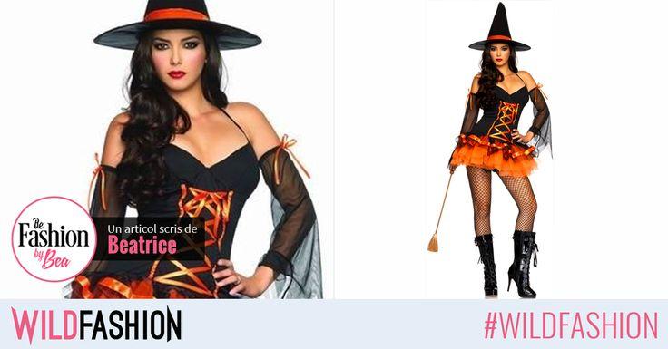 Hola, chicas! Câte dintre voi aţi fost vrăjitoare de Halloween? Răspundeţi cu un like la această postare. Dacă anul acesta vreţi să fiţi vrăjitoare sexy, daţi un share postării şi apoi haideţi la shopping.