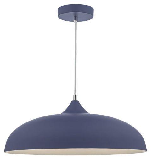 Dar-Lighting-Kaelan-1-Light-Inverted-Pendant-Blue-amp-White