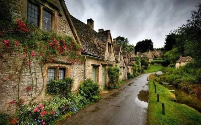 İngiltere - Bibury