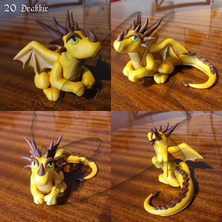 Dragon 20, by Tanli.