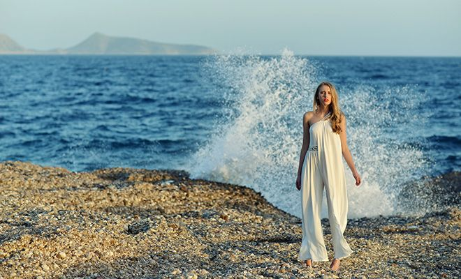 We're Loving Greek Fashion Brand Maraveya!
