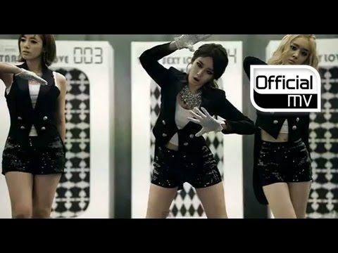 """T-ARA(티아라) _ Sexy Love (Dance Ver. MV) ♥✮✮""""Feel free to share on Pinterest"""" ♥ღ #Asianmusicvideos www.UNOCOLLECTIBLES.COM  This one works!"""