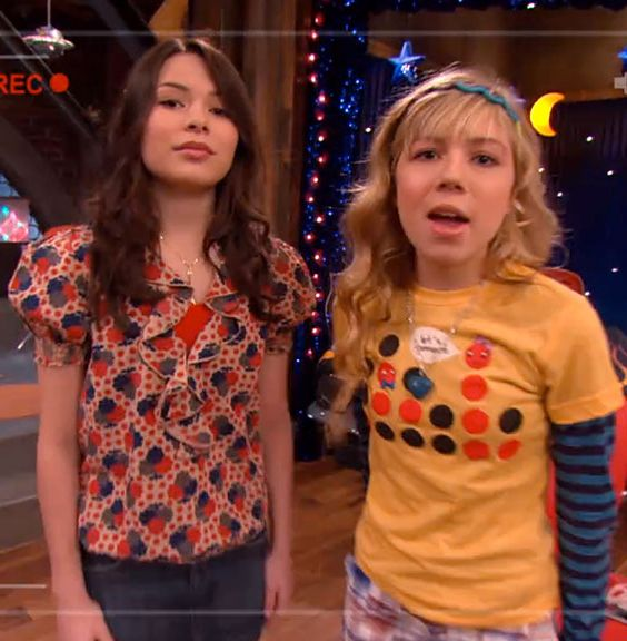 Icarly Carly Gets A New Room