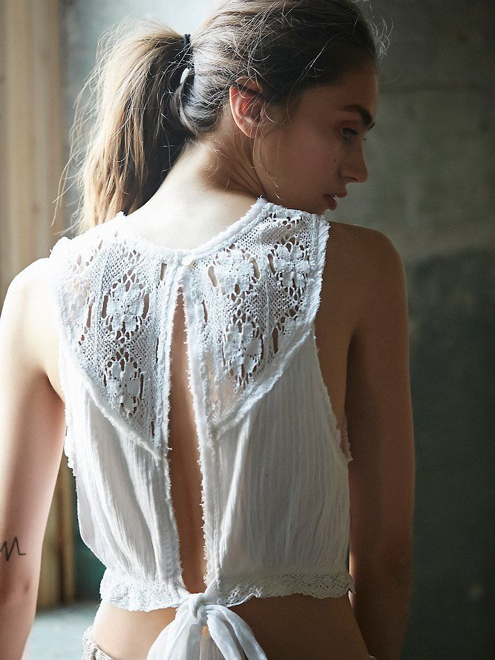 Endless Summer Easy Sunday Top