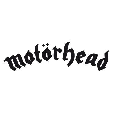 El logo nació en un pub londinense en 1977, fruto de las ideas del artista Joe Petagno y Lemmy, líder del grupo. Petagno, un clásico del grafismo heavy, ha trabajado también para Led Zeppelin y Pink Floyd.