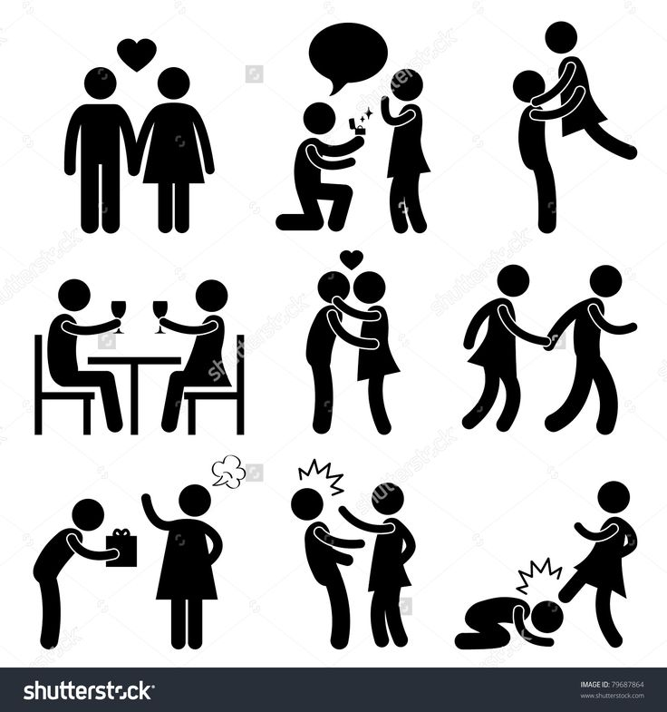 https://image.shutterstock.com/z/stock-vector-lover-couple-love-proposal-wedding-marriage-hug-romantic-kissing-holding-hand-gift-angry-slap-kick-79687864.jpg