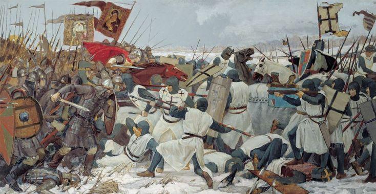 Виктор Маторин Victor Matorin (Russia), Battle on the Ice