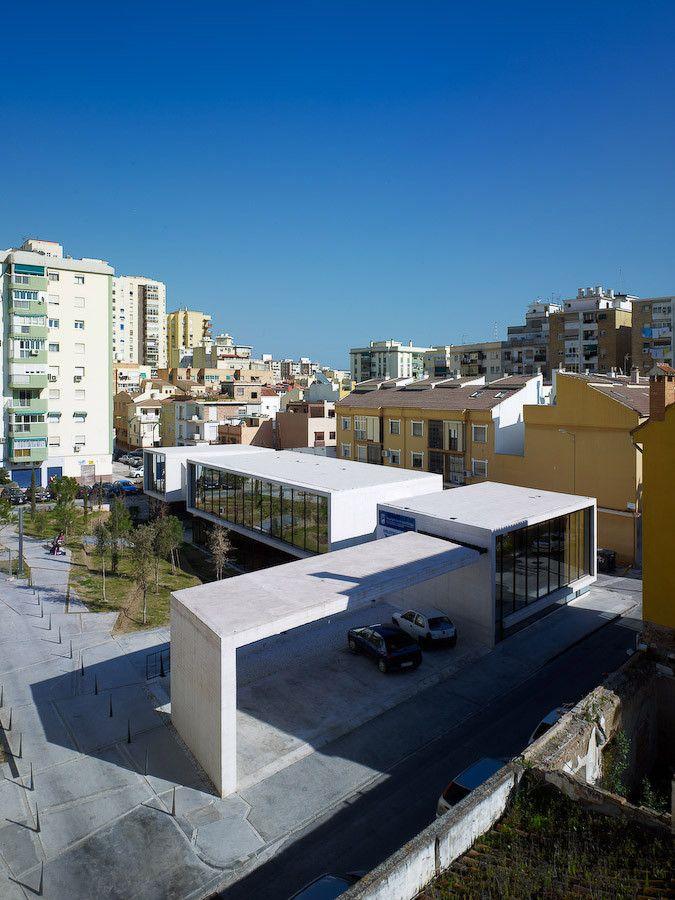 """Galeria - Biblioteca Municipal """"Manuel Altolaguirre"""" / CDG Arquitectos - 6"""