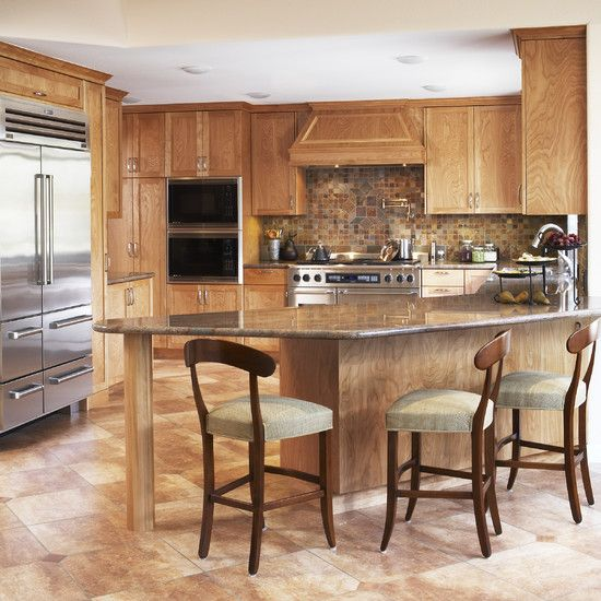 Kitchen Kitchen Peninsula Design, Pictures, Remodel, Decor and Ideas - page 33