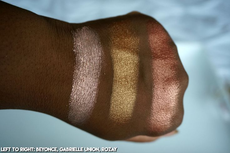 JD GLOW COSMETICS HIGHLIGHTERS