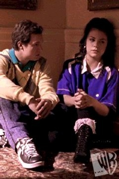 young Christopher and Lorelai