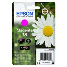 Epson Ink Cartridge T1803 Magenta 18