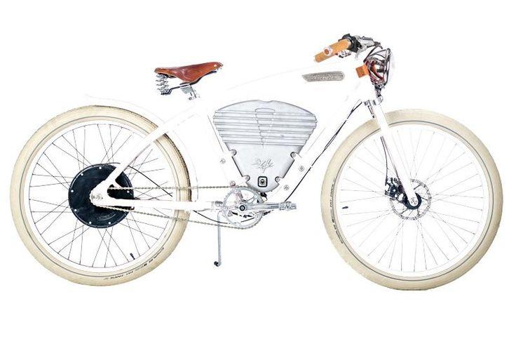 Vintage Electric Bikes   Tracker - Fast Electric Bike Builder