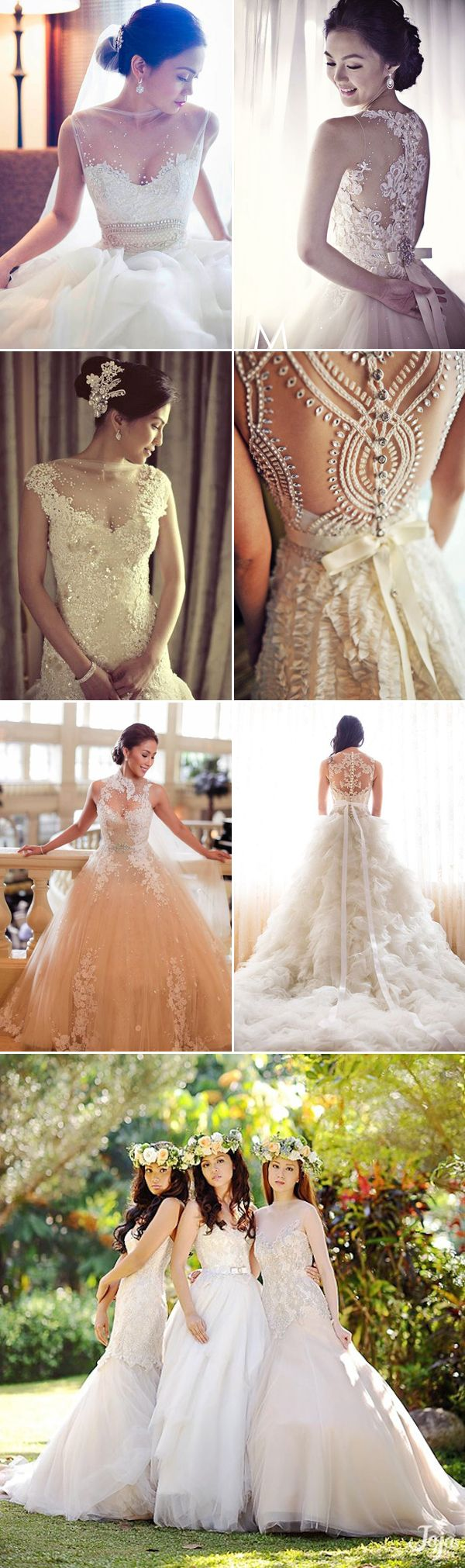 Top 10 Filipino Wedding Dress Designers We Love!