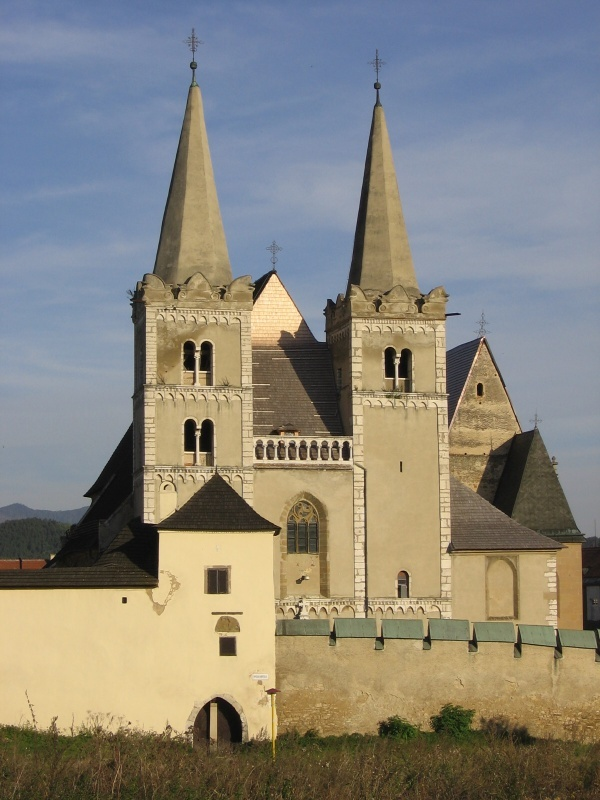 Slovakia, Spišská Kapitula - St. Martin's Cathedral