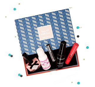 Box beauté de septembre Birchbox