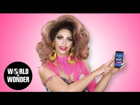 Drag queen dating app