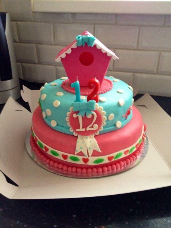 LIEF! Verjaardags taart.