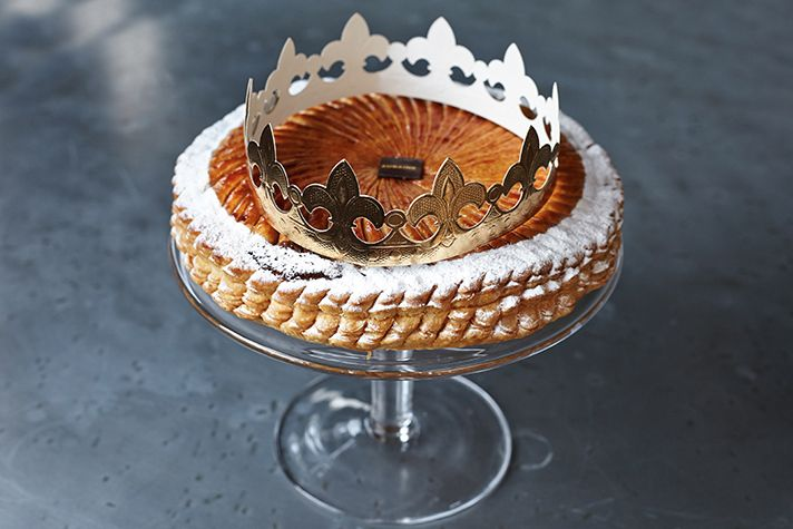 Our galette des rois is ready for you to enjoy as a whole or as a slice. The team Vanity Fair UK loved it too http://alist.vanityfair.co.uk/aubaine-15024/