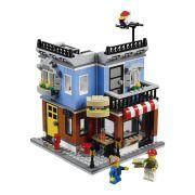 Lego - bar de la esquina creator