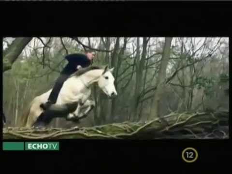 Kassai Lajos lovasíjász a Világ-panorámában - Echo Tv
