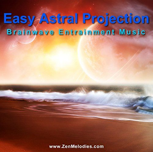nice Easy Astral Projection Meditation CD - Binaural Beats for Astral Travel & Remote Viewing