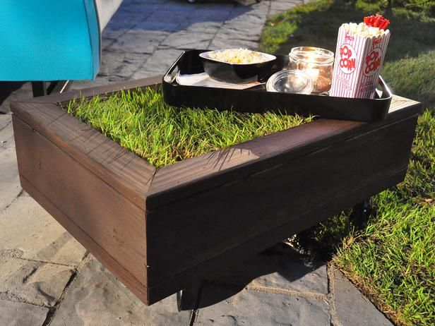 Best 25+ Coffee Table Planter Ideas On Pinterest | Rustic Outdoor Coffee  Tables, Green Coffee Tables And Outdoor Tables