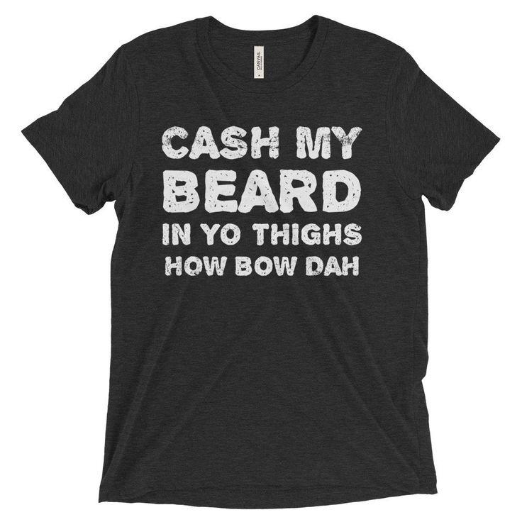 Cash My Beard