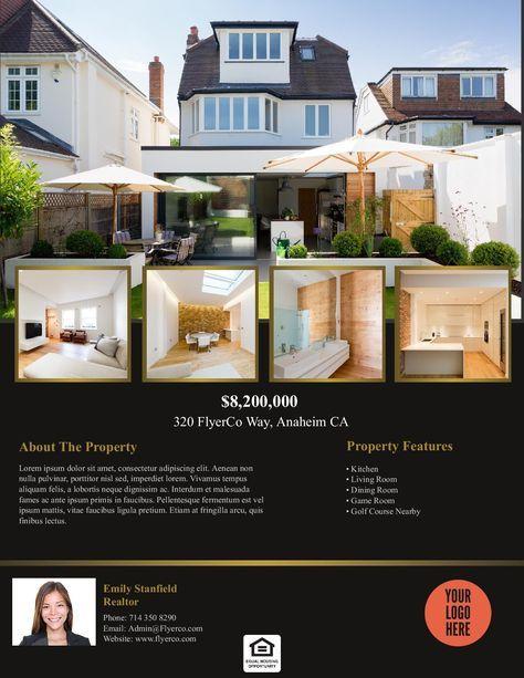Best 25+ Real estate flyers ideas on Pinterest Real estate flyer - open house flyer template