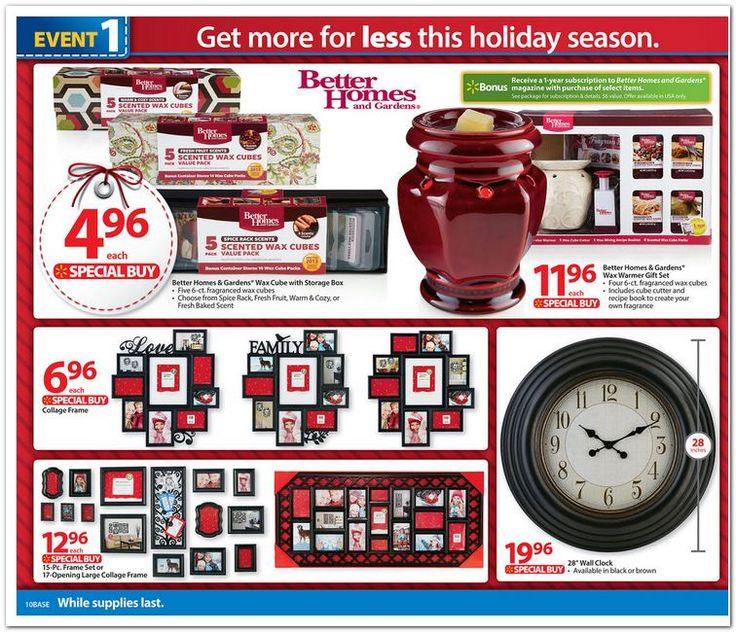 Walmart Black Friday Flyer 2013 Page 10