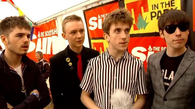 video The Strypes chat to The Scottish Sun after rocking the Radio 1 stage thumbnail