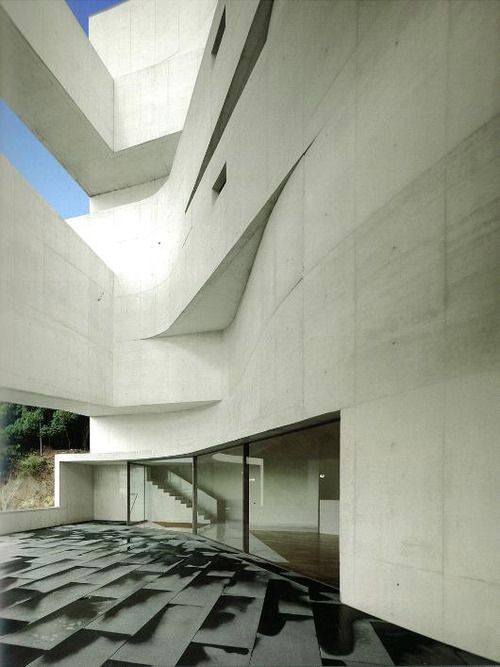 fabriciomora:  Museum for the Ibere Camargo Foundation, Brazil. Alvaro Siza
