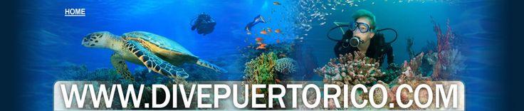 Scuba Diving Puerto Rico's Caribbean with Sea Ventures Dive Centers - Fajardo & Humacao, Puerto Rico