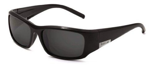 The bolle sports collection features a strikingly progressive sense of style. Their smooth lines give them a casual feel. Yet their wrap-around design and shatter resistance lenses make them ideal for any activity. Equipped with polycarbonate lenses , they are light yet offer good shock resistance. Great for adventure and general purpose wear. This 11015 incorporates a Category 3 filter (14 percent light transmission) which is ideal for Sunny conditions. Bolle origin sunglasses are a…