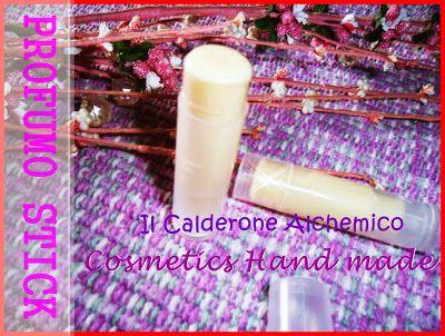 Il Calderone Alchemico Cosmesi Home Made: Profumi e acque profumate
