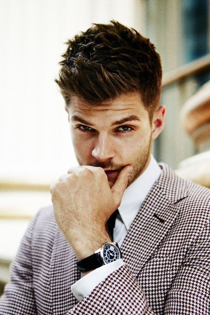 Jim Chapman-   Possible Prince Gabriel's cousin Austin