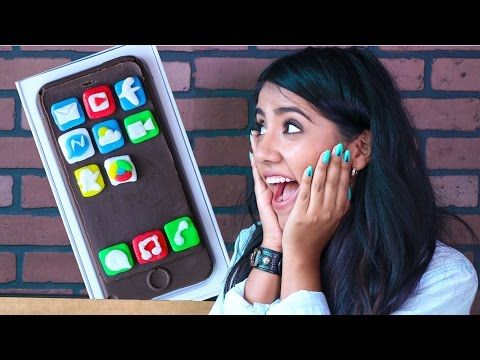 IPHONE PARA REGALAR | MUSAS KAREN LOS POLINESIOS - YouTube
