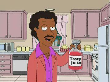 Chuck Berry em Uma Família da Pesada