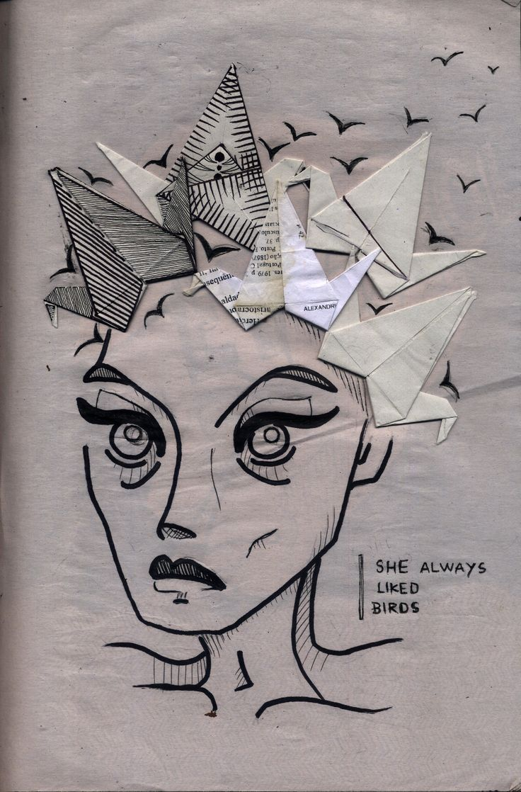 Ana Kennerly. Collage. 2013.